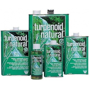 Weber® Turpenoid Natural® 8oz: 8 oz, Solvents