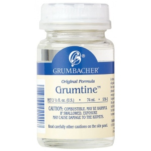 Grumbacher® Grumtine 2.5oz: Bottle, 2.5 oz, Oil, (model GB5382), price per each
