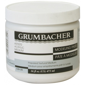 Grumbacher® Modeling Paste