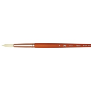Royal & Langnickel® Vienna Synthetic Bristle Acrylic and Oil Brush Filbert