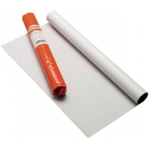 "Clearprint® 1000H Series 18 x 10yd Unprinted Vellum Roll: Roll, Unprinted, 18"" x 10 yd, 16 lb, (model CP10101121), price per roll"