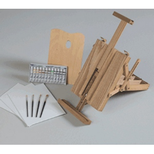 Raphael Studio Acrylic Painting Kit: Model # MUD-63-AB40021