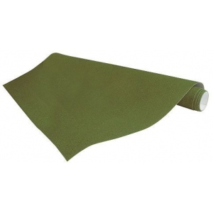 "Woodland Scenics 50"" x 100"" Vinyl Grass Mat Roll Forest"