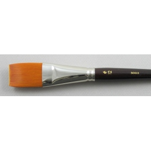 Synthetic Hair 3003: Bright Size 12 Brush