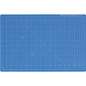 "Dahle Vantage® Self-Healing Cutting Mat 18"" x 24"" Blue"