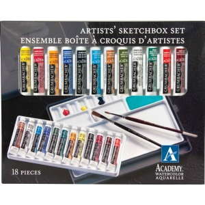 Grumbacher® Academy® Watercolor Paint