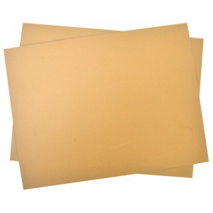 Speedball® Unmounted Smokey Tan Linoleum Blocks: Brown