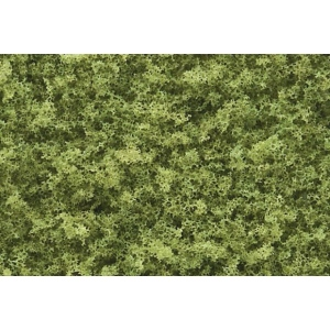 Woodland Scenics® Light Green Coarse Turf: Green, 18 cu in, Turf, (model T63), price per each