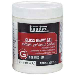 Liquitex® Gloss Heavy Gel Medium