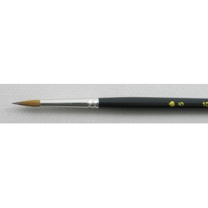 Pure Red Sable 5001: Round Size 5 Brush