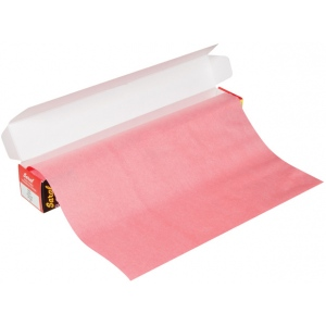 "Saral® 12"" x 12' Wax-Free Transfer Paper Roll Red: Red/Pink, Sheet, 12"" x 12', (model SARALRED), price per each"
