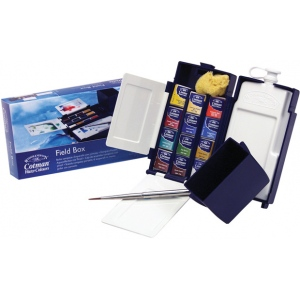 Winsor & Newton Watercolor Field Box Set