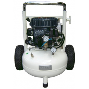 Silentaire Val-Air 50-T Aire Silent Running Airbrush Compressor: Oil Lubricated, Portable Air Compressor