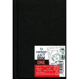 Canson® ArtBook™ ONE Hardbound Sketchbook