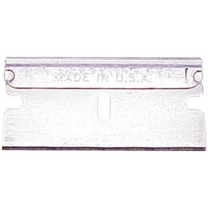 American Safety Razor Single Edge Razor Blades 100-Pack: Replacement Blade, (model 0238), price per box