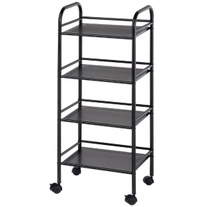Blue Hills Studio™ Storage Cart 4-Shelf