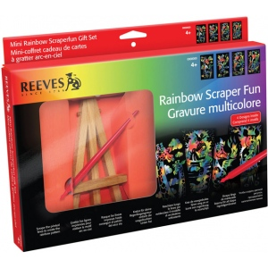Reeves Rainbow Foil Gift Set