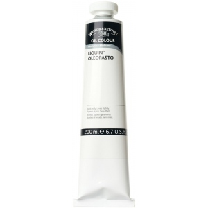 Winsor & Newton™ Liquin™ Oleopasto Medium 200ml: 200 ml, Texture, (model 3236755), price per each