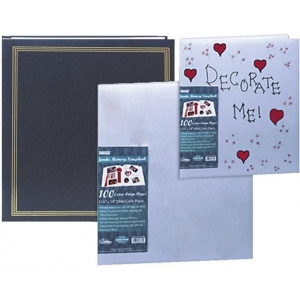 Pioneer Jumbo Scrapbook (Assorted Covers)