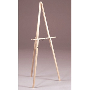 Prima Art/Display Wodden Easel: Model # U-280N
