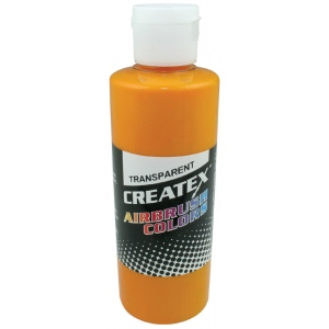 Createx™ Airbrush Paint 4oz Canary Yellow: Yellow, Bottle, 4 oz, Airbrush, (model 5133-04), price per each