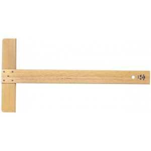 "Alvin® 24"" Wood Academic T-Square: Wood, 24"", T-Square, (model W24), price per each"