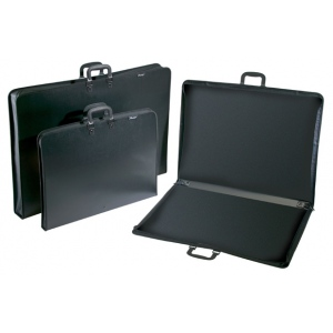 "24"" x 36"": Black/Gray, 1 1/2"", Polypropylene, 24"" x 36"", (model PC2436), price per each"