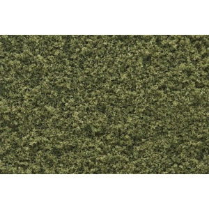 Woodland Scenics® Burnt Grass Fine Turf: Green, 50 cu in, Turf, (model WST1344), price per each
