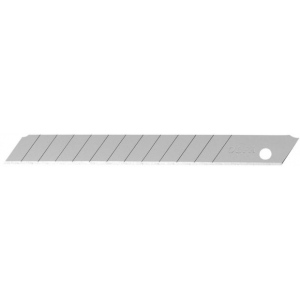 Olfa® AB Snap-Off 9mm Steel Blades 50-Pack: Refill, Knife, (model OR-AB50B), price per pack