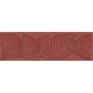 ColorBox® Molding Mat Leafy Border: Rubber, Molding Mat, (model CS69367), price per each