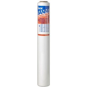 "Fredrix® Tara® 24 x 50yd Banner Bond Paper: White/Ivory, Roll, 24"" x 50 yd, Banner Bond, (model T2513), price per roll"