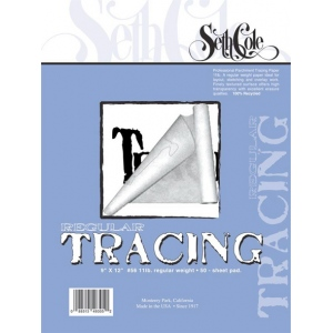 Seth Cole Tracing Paper Pads