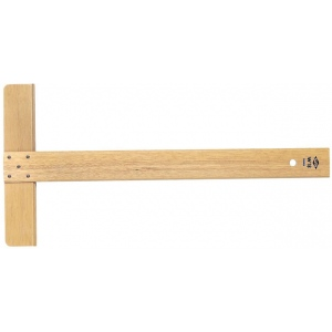 "Alvin® 18"" Wood Academic T-Square: Wood, 18"", T-Square"