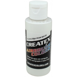 Createx™ Airbrush Illustration Base 2oz: Bottle, 2 oz, Airbrush, (model 5608-02), price per each