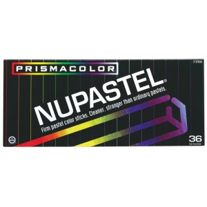 Prismacolor® NuPastel® 36-Color Set: Multi, Stick, Drawing