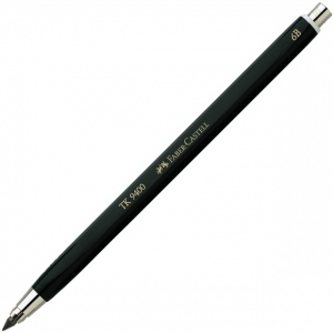 Faber-Castell TK 9400 Clutch Pencil: 6B