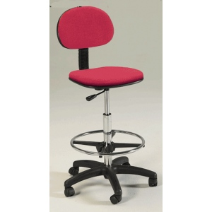 Martin Stiletto Drafting Height Seating Chair