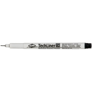 Alvin® TechLiner Technical Drawing Marker