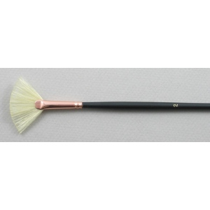 Chungking Hog Bristle 1300: Fan Size 2 Brush