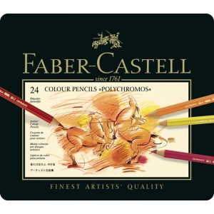 Faber-Castell Polychromos Artists Colour Pencil Sets