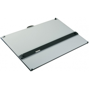 "Alvin Deluxe Board with Straightedge 24"" x 36"""