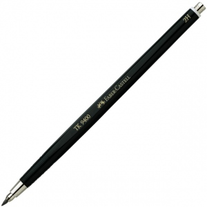 Faber-Castell TK 9400 Clutch Pencil: 2H