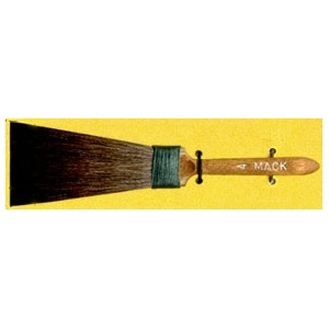 Mack Squirrel Hair Broadliner Series 40: #4, 14.28 mm Head Width