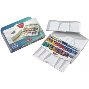 Winsor & Newton Watercolor Pocket Plus Set