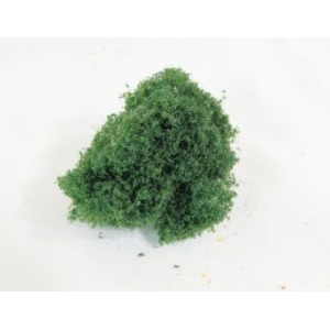 Wee Scapes™ Architectural Model Fine Medium Green Foliage Cluster: Green, 150 sq in, Poly Fiber, Turf, Foliage, (model WS00341), price per each