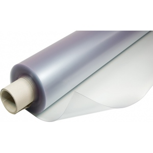 "Alvin® VYCO Translucent Board Cover 37 1/2"" x 10yd: Clear, White/Ivory, Roll, Vinyl, 37 1/2"" x 10 yd, (model VBC55/37), price per roll"