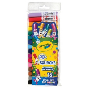 Crayola Washable Original Marker 16-Color Set