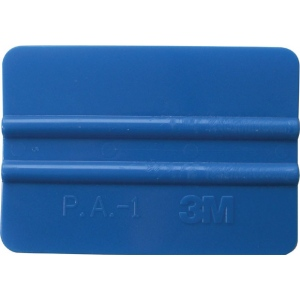 3M™ Squeegee-Type Applicator 25/Box: Squeegee, (model PA1-B), price per box