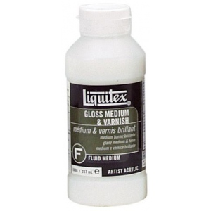 Liquitex® Gloss Medium and Varnish