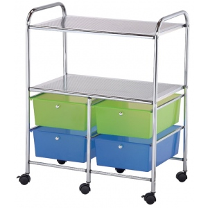 Blue Hills Studio™ Storage Cart